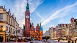 Wroclaw hotels near Museum of Archaeology
