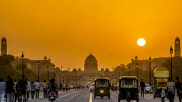 Find cheap flights from London Stansted Airport to New Delhi
