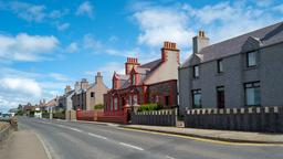 Find cheap flights from United States to Kirkwall