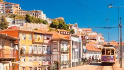 Find cheap flights from London Stansted Airport to Porto