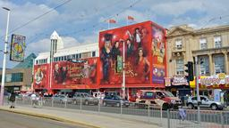 Blackpool hotels near Madame Tussauds Blackpool