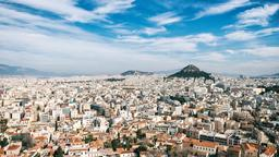 Find cheap flights from London to Athens