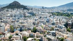 Find cheap flights from London Gatwick Airport to Athens