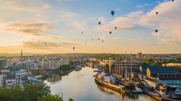 Find cheap flights from Wisconsin to Bristol