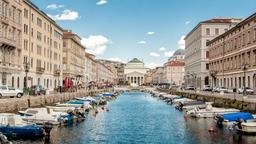 Trieste hotels near Trieste Harbour
