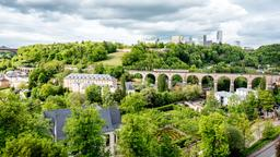 Find cheap flights from Scotland to Luxembourg