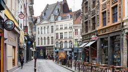 Lille hotels near Lille Grand Palais