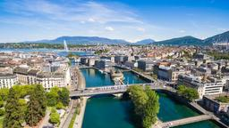 Find cheap flights from London Gatwick Airport to Geneva