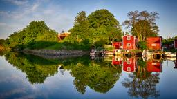 Find cheap flights to Malmö