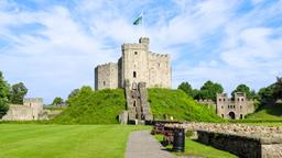 Find cheap flights from North America to Cardiff