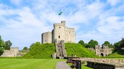 Find cheap flights from Costa Rica to Cardiff