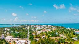Hotels near Caye Caulker airport