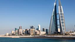 Find cheap flights from Bristol to Manama