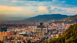Find cheap flights to Bogotá