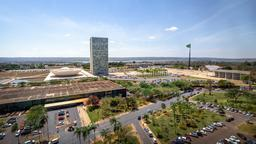 Brasilia hotels near Liberty Mall