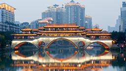 Find cheap flights from Glasgow Airport to Chengdu