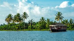 Find cheap flights to Kerala