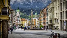 Innsbruck hotels near University of Innsbruck