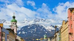 Find cheap flights to Innsbruck