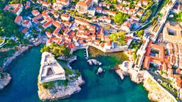 Find First Class Flights to Dubrovnik