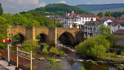 Find cheap flights from London Luton Airport to Wales