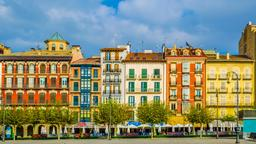 Pamplona hotels near Plaza del Castillo