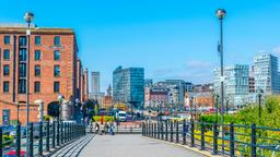 Find cheap flights from London Luton Airport to Liverpool