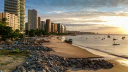 Find cheap flights to Fortaleza