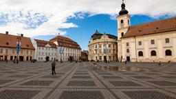 Sibiu hotels near Radu Stanca National Theater