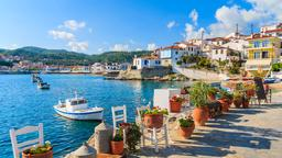Find cheap flights to Samos