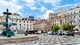 Find cheap flights from Scotland to Lisbon