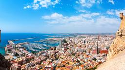 Find cheap flights from Glasgow Prestwick to Alicante