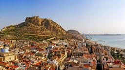 Find cheap flights from Aberdeen to Alicante