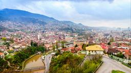 Find cheap flights from London to Sarajevo