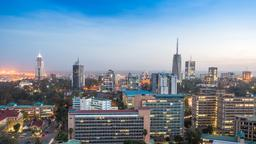 Find cheap flights from Cardiff to Jomo Kenyatta Airport, Nairobi