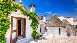 Alberobello hotels near Trullo Sovrano