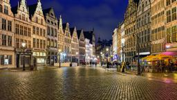 Find cheap flights from England to Belgium