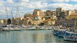 Find cheap flights from Wales to Heraklion