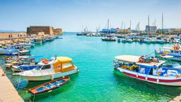 Find cheap flights from Northern Ireland to Heraklion