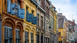 Find cheap flights to Lille