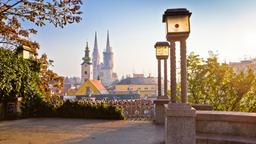 Zagreb hotels near University of Zagreb