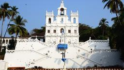 Panaji hotels near Church of Our Lady of Immaculate Conception