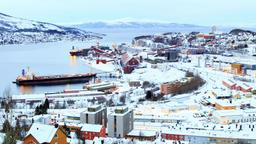 Find cheap flights from Edinburgh to Narvik