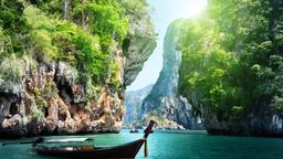 Find cheap flights from Birmingham to Krabi