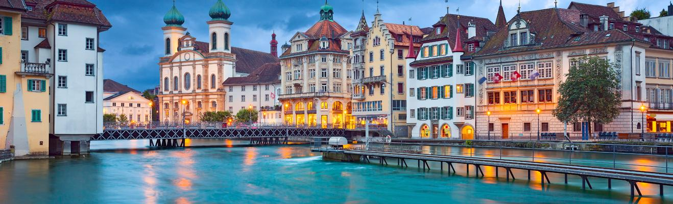 Lucerne - Romantic, Eco, Urban, Historic