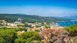 Saint-Tropez hotels near Port de Saint Tropez