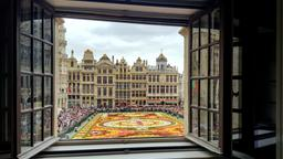 Brussels hotels near Grand Place