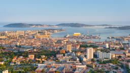 Toulon car hire
