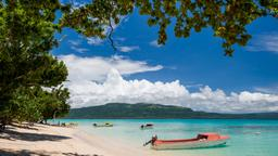Find cheap flights to Vanuatu