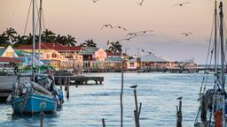 Find cheap flights to Belize City Philip S.W.Goldson